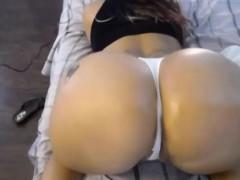Sexy Ass Latin Hottie Having Anal Sex