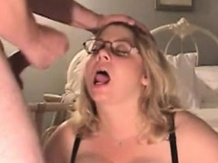 doggy fuck and facial