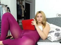 Amanda Nylons Pantyhose Legs Fetish Masturbation
