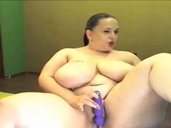 Fat Sbbw Mature From Watchbbwcams Masturbates On Live Cam