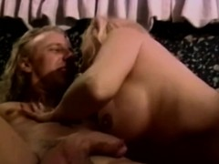 Bigtitted Vintage Blond Gets Flexible Fuck