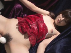 Strong Toy Sex Along Insolent Model Kanako Iioka