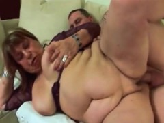 Fat Ass Granny Dominica Still Loves Fucking Young Guys