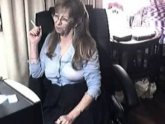 horny granny being naughty on webcam WWW.ONSEXO.COM