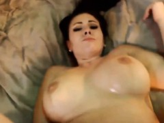 bbw goth woman pov blowjob