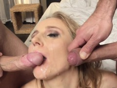 gagging booty penetrated babe Hot