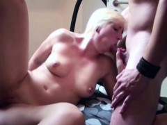 Extrem Skinny Petite Teen In Homemade Threesome After School