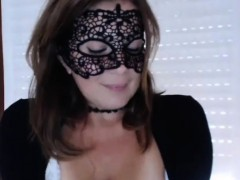 Luxury Big Boobs Masked Like To Squirting