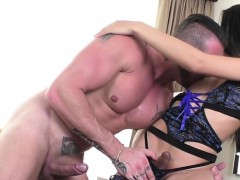 Hottie Trans Fany Gets Fucked Hard