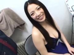 needy japanese teacher desires bukkake after a wild shag