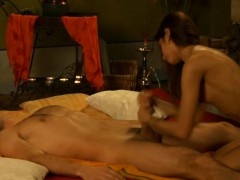 Exotic Fellatio From Beautiful Indian Milf