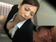 Asian Ho Gets Herself Off