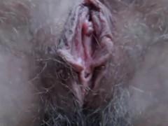 Office Teen Masturbate Hairy Pussy