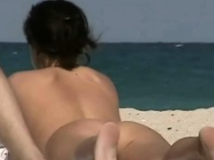 public beach nudist blonde voyeur video WWW.ONSEXO.COM