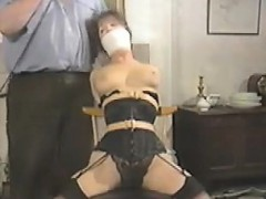 British Stepmom Bondage. See Part2 At Goddessheels