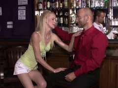old-hubby-watches-his-blonde-wife-rides-another-dick