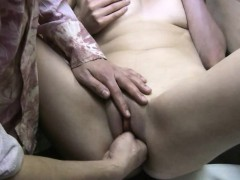 boyfriend stuffs four fingers in my wet twat loud orgasm