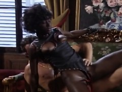 interracial double penetration scene with hot african whore WWW.ONSEXO.COM