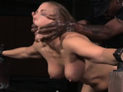 bdsm cocksucker roughly pounded in dom trio WWW.ONSEXO.COM