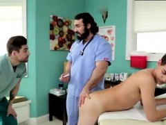 Twink Gay Massage Videos Doctors' Double Dose