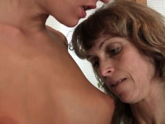 lesbian-mom-licking-his-girl-s-young-pussy