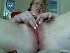 Blonde Amateur Coed Nailed Hard In The Close Up Video