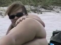 nude beach video of splendid naked bodies