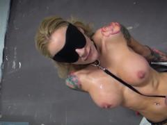 Pov Bj With Blind Folded Milf Hottie Sarah Jessie