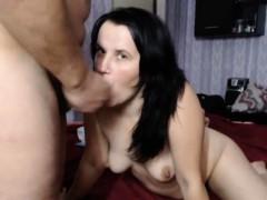 Cum Loving Wife Enjoying Big Dick In Her Pussy