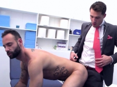 Muscle Wolf Anal Sex With Facial