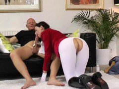 English Milf Pussylicked Before Doggystyled