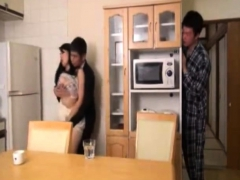 japan stepmom care for son 1 – watch part 2 on hdmilfcam.com