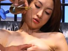 Slutty Sweetheart Goes On Cocks Until Semen Fills Her Holes