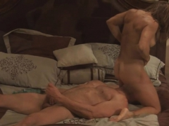 Amazing Dude Making Out With Hot Babe