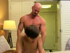 Suit Daddy Gay Sex In Part Two Of Trio Twinks And A