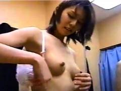 japanese-girl-in-a-dressing-room