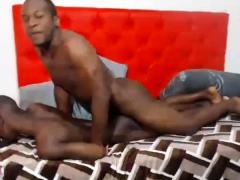 skinny-black-twink-takes-cock-bareback