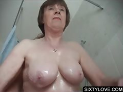 mature-gets-snatch-washed-in-shower