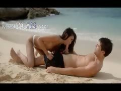 obscenely-hot-lovers-sex-on-the-beach