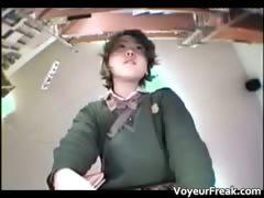 asian-schoolgirl-crouches-down-part2