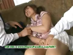 nao-ayukawa-innocent-cute-asian-girl-enjoys-her-friends