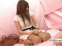 subtitled-cfnm-japanese-interview-surprise-penis-exam