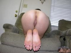 Amateur Ass - Feet