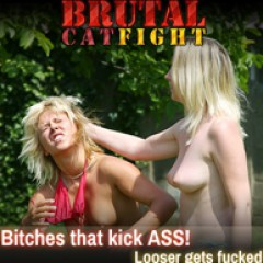 Brutal CatFight.com