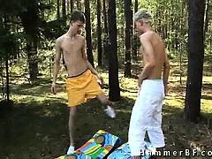 Cute Boys Having Outdoor Gay Porn 1 Part4