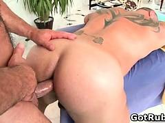 Fine Guy Gets Amazing Gay Massage Part1