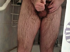 The First Time Masturbation In The Shower On Video