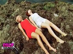 Avalon Barrie And Lyudmila Shiryaeva