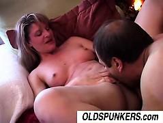 Old spunkers linda consider