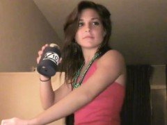 Wild Chick Out Of Control Seen In This Awesome Amateur Video